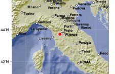 Firenze: forte scossa di terremoto spaventa la Toscana