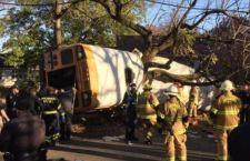 Tennessee: 6 bambini morti e 23 feriti a bordo del loro scuola bus