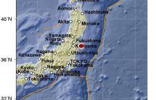 Giappone: violentissimo terremoto fa solo feriti. No tsunami