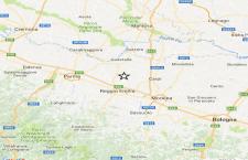 Terremoto a Reggio Emilia: 3.7