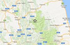 Terremoto vicino Macerata: 4.3