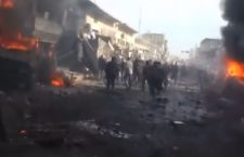 Siria: autobomba uccide 43 persone al confine con la Turchia