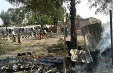 Nigeria: bombardato per errore campo profughi. 100 morti