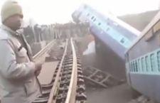 India: deraglia treno. 36 morti