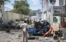 Somalia: attentato in un mercato di Mogadiscio. 16 morti. Potrebbero essere 35