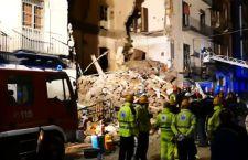 L'esplosione di Catania