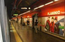 Fuga di gas: chiusa stazione metro Flaminio a Roma