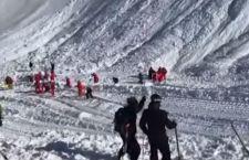 Francia: strage di sciatori sulle Alpi