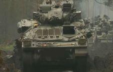 Estonia: truppe Uk- Nato per fronteggiare la Russia
