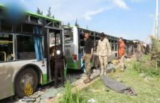 Siria: salgono a 100 i morti per autobomba su sfollati