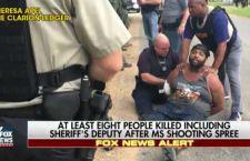 Usa: otto morti in tre sparatorie nel Mississippi