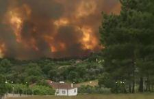 Portogallo: 62 morti per un violento incendio