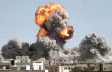 Siria: 29 civili morti per bombardamento contro l 'Isis