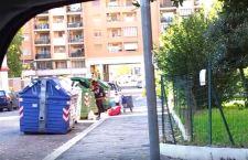 Roma. Orrore ai Parioli:trovate due gambe in un cassonetto