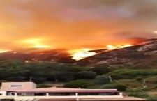 Sicilia: 15 volontari antincendio erano i piromani. Arrestati