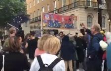 Londra: in decine di migliaia in piazza contro la Brexit