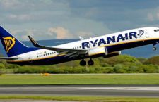 Ryanair cancella alcuni voli per le prossime 6 settimane. Coinvolti 250 mila viaggiatori