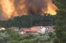 Portogallo e Spagna: più di 30 morti per gli incendi