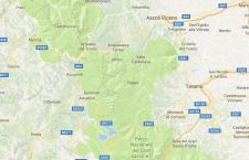 Forte scossa di terremoto a Cittareale ( Rieti ) : 3.7