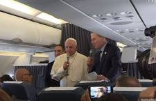 Papa Francesco: sull'orlo della guerra nucleare