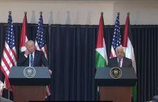 """Palestina contro Trump: ci ha dato lo """" schiaffo del secolo"""""""