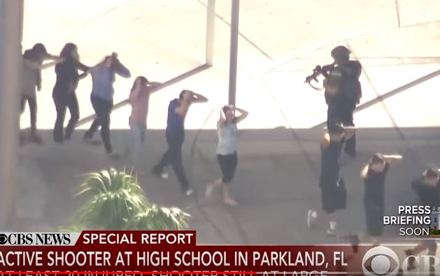 Strage Florida, Fbi: