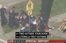 Usa: strage al liceo. 17 morti in Florida