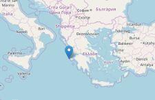 Grecia: forte terremoto sulla costa di fronte all'Italia