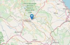 Forte terremoto a L'Aquila: 3.9