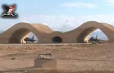 La base aerea Tiyas
