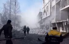 Siria: attacco chimico? 70 morti
