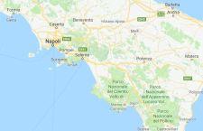 Terremoto tra Salerno e Potenza: 3.2