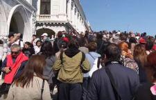 """Venezia: al via i tornelli contro turismo """" selvaggio"""""""
