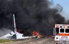 Usa: cade aereo militare. Nove i morti
