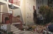 Crotone:esplosione in una palazzina. 2 morti. 4 feriti