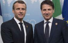 Migranti: torna la pace con la Francia. Meno male!