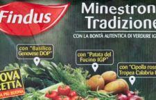 Findus ritira il proprio Minestrone: rischio Listeria