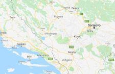 Forte terremoto tra Croazia e Bosnia Erzegovina
