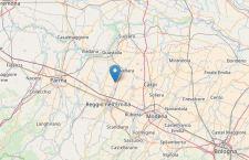 Terremoto nella notte a Reggio Emilia. 3.7