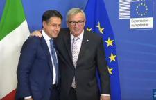 Conte: trattiamo con Ue. Caliamo al 2% il rapporto deficit/ Pil