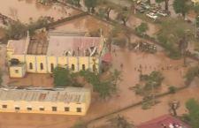 Ciclone in Mozambico ha fatto almeno 300 morti