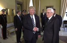 """Il """" controcantro"""" di Mattarella al sovranismo e alla guerra commerciale di Trump"""