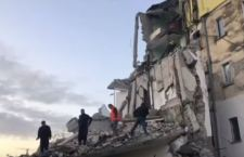 Terremoto: 23 morti in Albania. Sisma di 5.3 anche in Bosnia