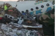 Kazakistan: incidente aereo con 100 a bordo. 14 morti e 35 feriti