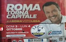 Salvini: torna Roma. Ma non se n'è mai andata …