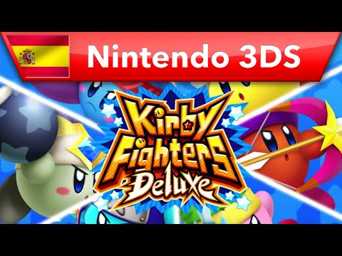 Kirby Fighters Deluxe 3DS Ultimagame