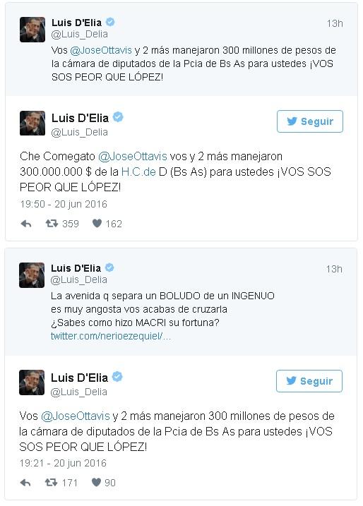 delia tweets