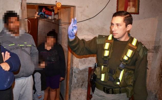 gendarmeria Pacara (2)
