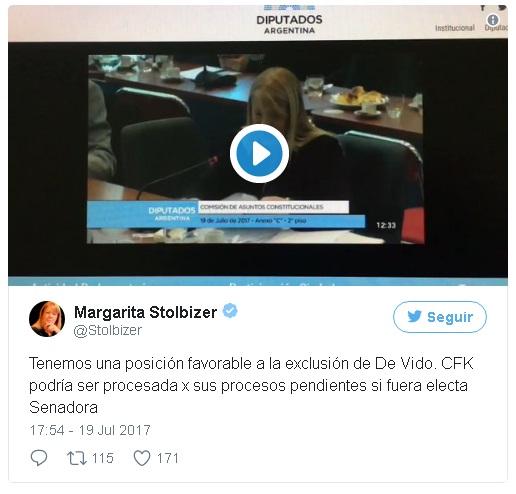margarita cristina