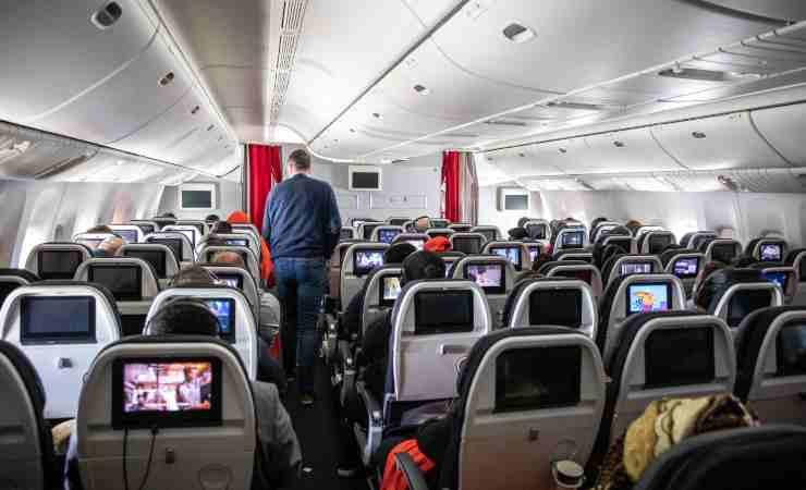 Atterraggio d'emergenza aereo